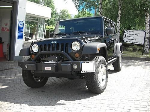 Jeep Wrangler Rubicon Unlimited Bj. 2011